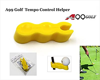 A99 Golf Tempo Tray - Putting training aid
