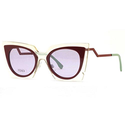 Fendy FF0117 Women's Sunglasses IC5Y4 cateye - Sunglasses Fendy