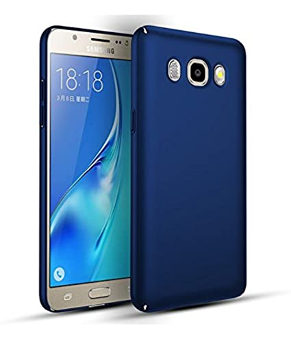 the best attitude daa9c bbb02 DeV 4 Cut Style Back Cover Case for Samsung Galaxy J2 Pro - Blue