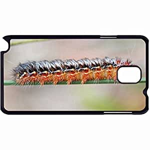 New Style Customized Back Cover Case For Samsung Galaxy Note 3 Hardshell Case, Back Cover Design Caterpillar Personalized Unique Case For Samsung Note 3