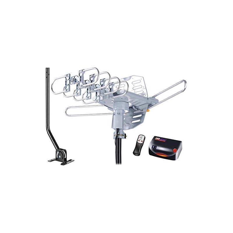 HDTV Antenna,Indoor Amplified TV Antenna 50 to 70 Miles