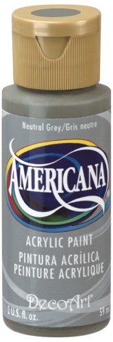 DecoArt Americana Acrylic 2 Ounce Neutral
