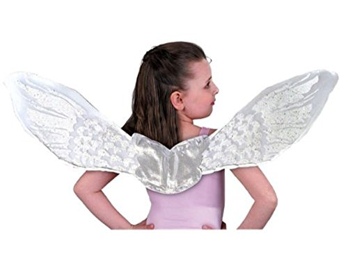 [Swan Lake Barbie Costume Wings - Child Std.] (Swan Halloween Costumes)