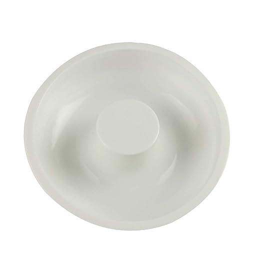 BESTONZON - Molde de silicona para horno, diseño de dona, color ...