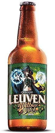 Cerveja Artesanal Leuven Witbier Witch Garrafa 500Ml