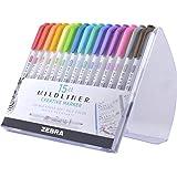 Zebra Pen, Marcatextos Mildliner, 15 Piezas
