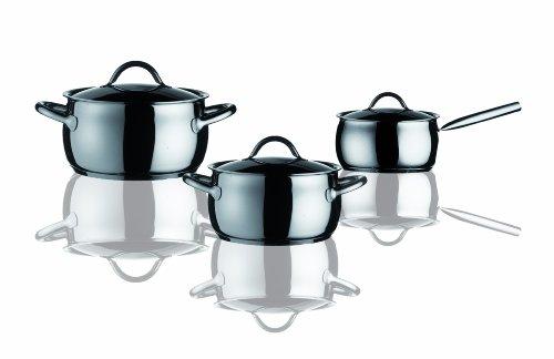 Mepra 1950 6-Piece Deluxe Cookware Set