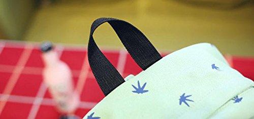 Hosaire Mujeres Ocio Mochila Escolar Daypacks Damas Mochila Casual Bolso Bolsos Mochila Para el Trabajo Escolar Vacaciones Viajes Senderismo Camping Actividades (Blanco) Blanco