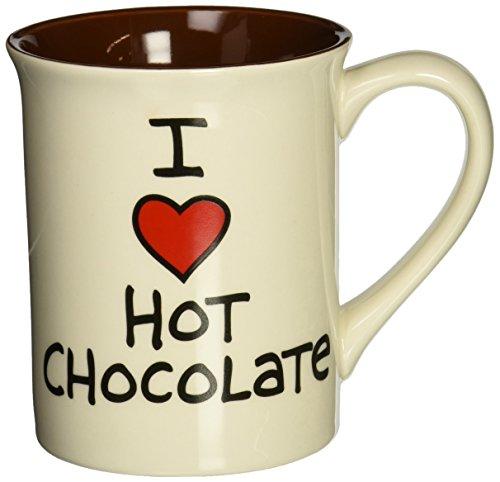 Enesco Lorrie Vesey Heart Chocolate