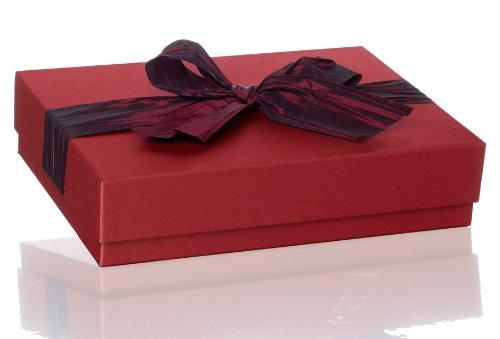 Geschenkkarton Granat