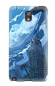 Premium BHPDAhO2892lqRWk Case With Scratch-resistant/ Hatsune Miku - Vocaloid Case Cover For Galaxy Note 3
