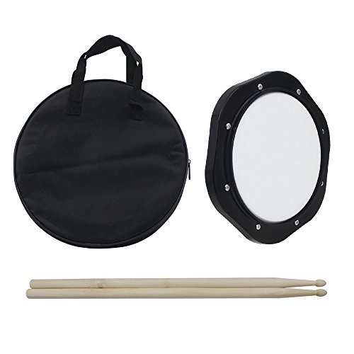 Practice Pad with Drumsticks Carrying Bag ()