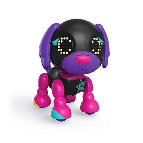 Zoomer Zupps - Tiny Pups - Spaniel Diva - Litter 1 - Interactive (Robotic Dog)
