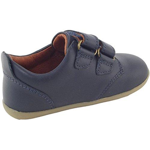 Bobux Jungen Su Port Shoe Sneaker Blau (Navy)