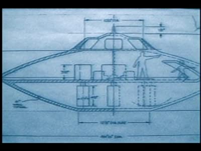 Flights Over Area 51: American Experiments or Alien Aircraft?