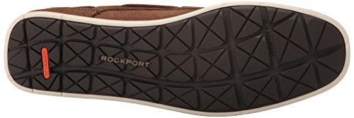 Rockport Heren Bennett Baan 3 Bootschoen Boston Tan