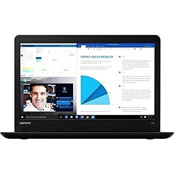 "Lenovo Thinkpad 13"" Full HD IPS 1080P Chromebook, Core i3-6100U 2.3GHz, 4GB RAM, 16GB eMMC, 802.11ac, Bluetooth, USB-C, HD Webcam, Chrome OS"