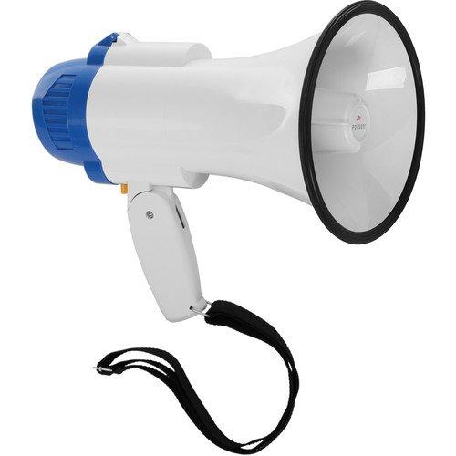(Polsen MP-10 10W Megaphone with Siren )