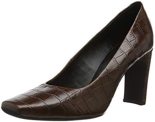 A Marron Geox C0013 High D Femme brown Escarpins Vivyanne tww4qSp