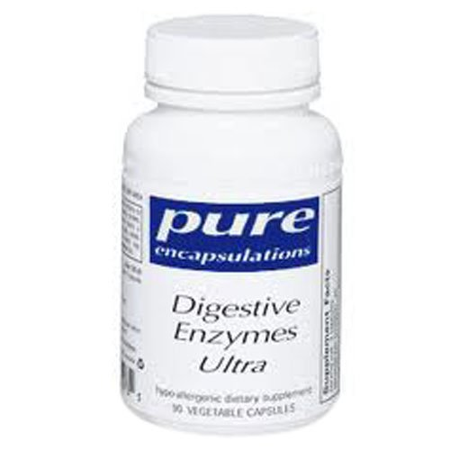 Enzymes digestives Ultra 90