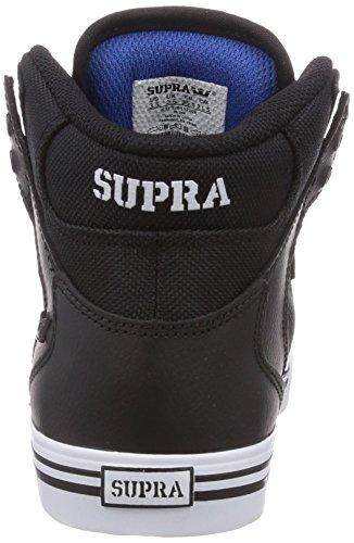 Supra Herren Skytop III Schuhe Schwarz Schwarz