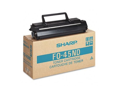 Sharp Part # FO-45ND OEM Fax Machine Toner - 5.600 Pages