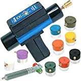 Waekon (FPT2600EX1 I/M Hand Held Fuel Cap Tester with Adapters