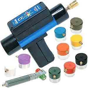 Waekon (FPT2600EX1 I/M Hand Held Fuel Cap Tester with Adapters ()