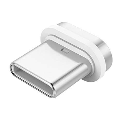 Beaums Carga USB Tipo C 8 Pin Imán reemplazo magnética Línea ...