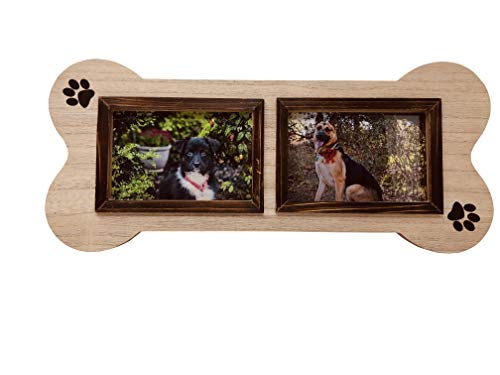 Dog Picture Frame Unique