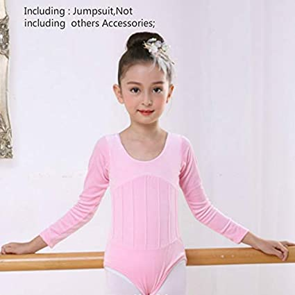 a8532c84c159 Amazon.com: Sinchi Kuzo Toddler s ren Ballet Tutu Dress Dance ...