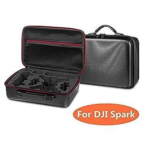 Valigia for DJI Spark Waterproof Hardshell Portable Handbag Storage Bag for Dji Spark Custodia Accessori Protect Hard Case Shock Absorptio by Crazepony-UK 2 spesavip