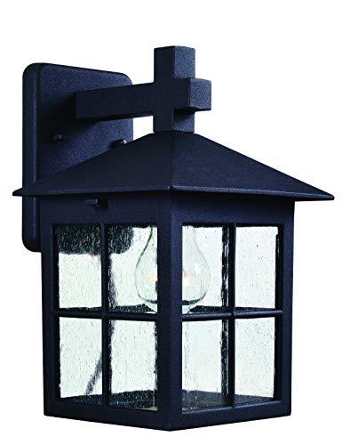 Kenroy Home Greene 1 Light Lantern, Black