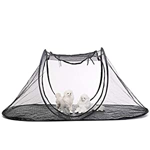 Pet Tent Cat Dog Playpen Feline Fun house Portable Exercise Tent with Carry Bag Click on image for further info.