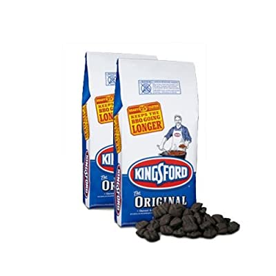 Kingsford Products 31212 Charcoal Briquettes, 16.7-Lbs., 2-Pk.