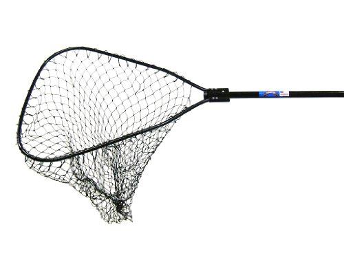 (Ranger Octagonal Handle Big Game Landing Net (48-Inch Handle, 27 x 30-Inch Hoop, 48-Inch Net Depth) )