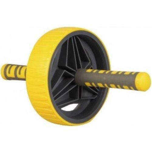 Roda Exercício exercise wheels Amarela