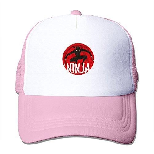 - Ninja Warrior Party Dinner Plates Mesh Adjustable Baseball Hat Street Dancing Caps