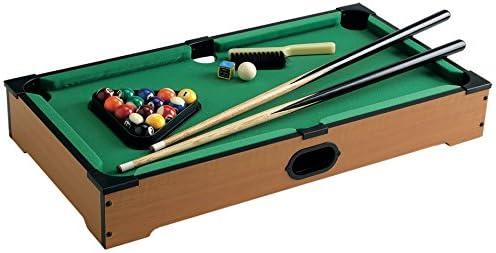 Juego Billiards, mesa (ITA Toys JU00336): Amazon.es: Juguetes y juegos