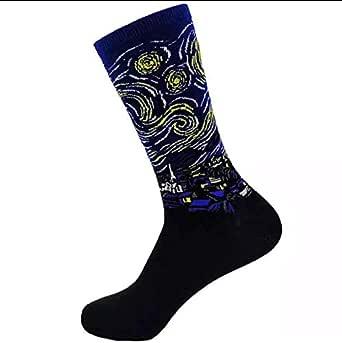 Myored Socks For Unisex Multi Color