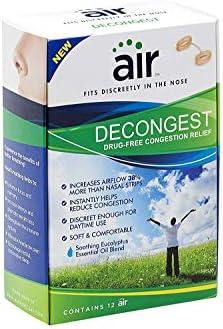 Aiware airTM DECONGEST Drug Free Decongestant product image