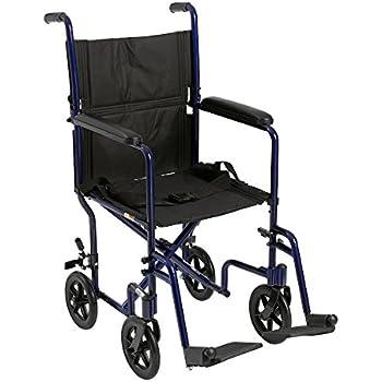 Amazon Com Drive Medical Lightweight Steel Transport
