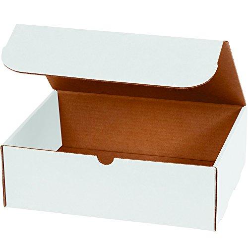 BOX USA BM1074 Corrugated Mailers, 10