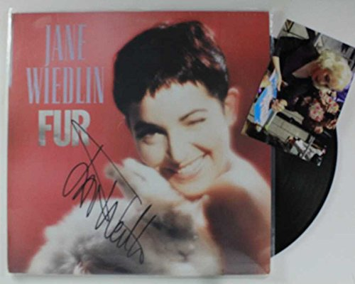 Jane Wiedlin Signed Autographed