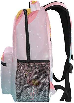 水彩ヴィンテージ猫子猫ショルダー バックパック 学生 ブックバッグ 旅行 キッド ガールズ ボーイズ用