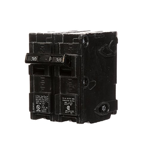 Q230 30-Amp Double Pole Type QP Circuit Breaker