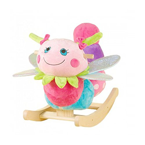 Maple Rocker (Rockabye Darla Dragonfly)