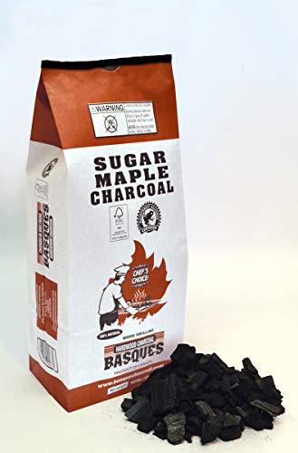 Stump Chunks Sugar Maple Charcoal