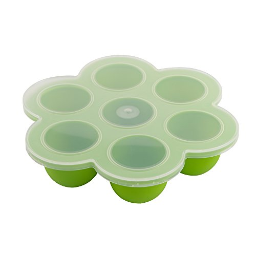 silicon baby food containers - 6