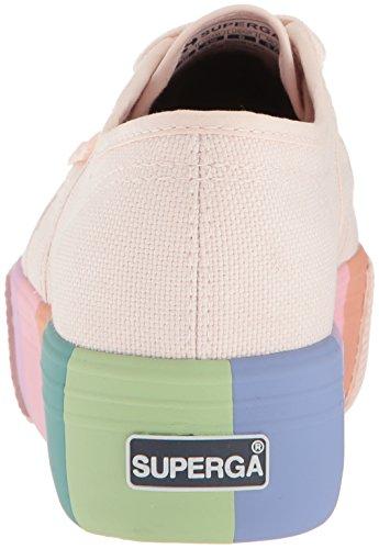 Ballet 2790 Cotmultifoxingw Superga Sneaker Women's Pink nB6x4px